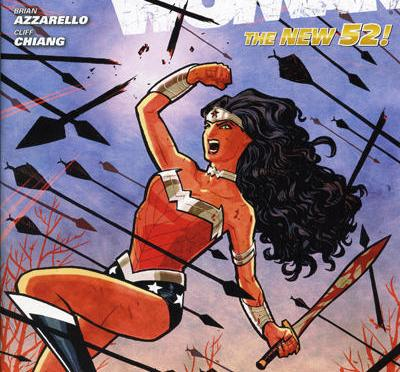 The Best of DC's New 52:  #3, Wonder Woman