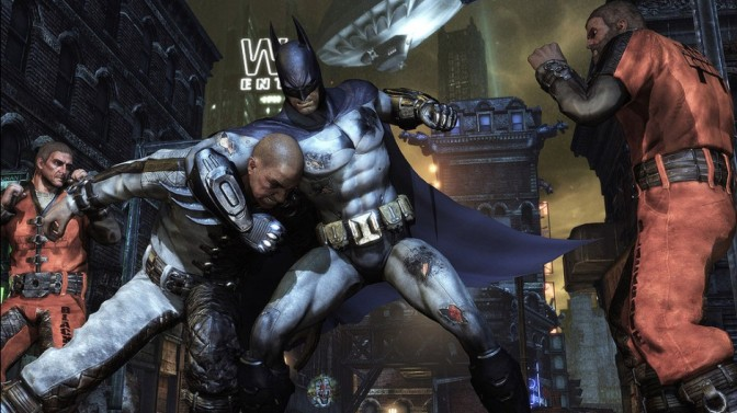 Only Snake Plissken and Shaft Could Make Arkham City Better