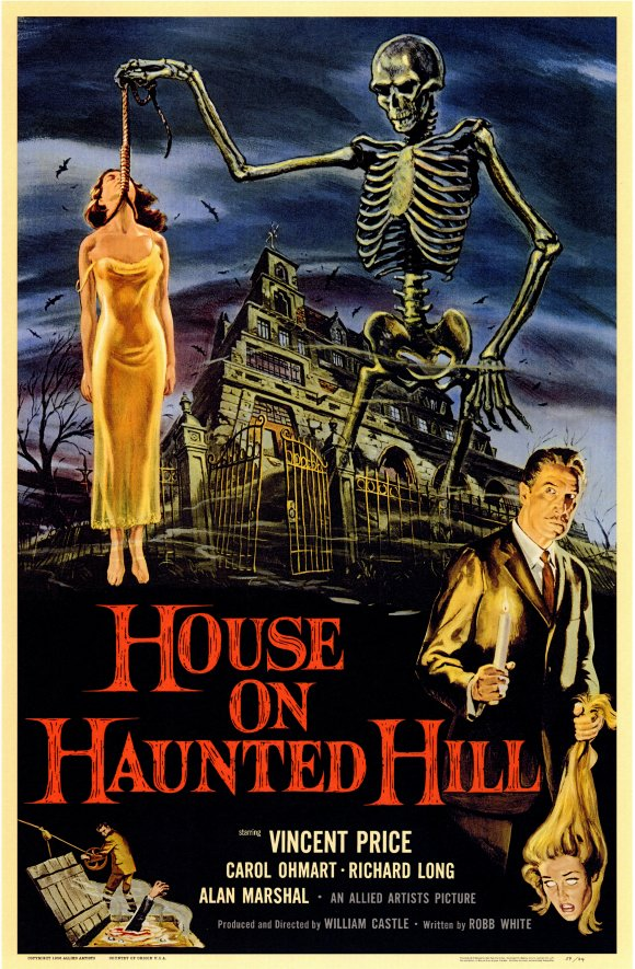 Ghostmann s horror movie guide the 1950 s the institute - House on the hill 2012 ...
