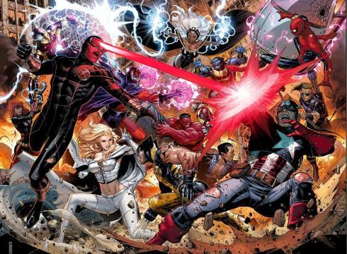 Avengers vs X-Men: The Idle Time Contest!