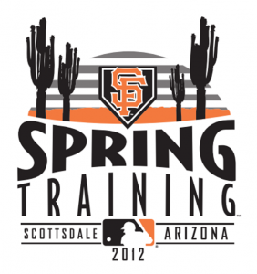 Giants Spring Training 2012