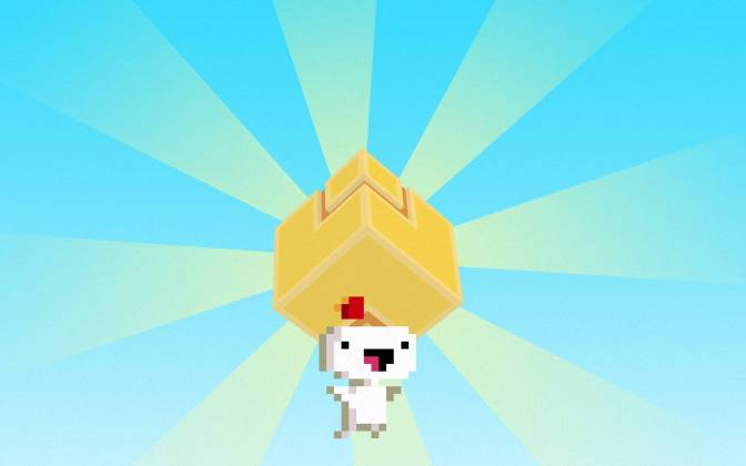 Fez Shows the Depth of 2-D