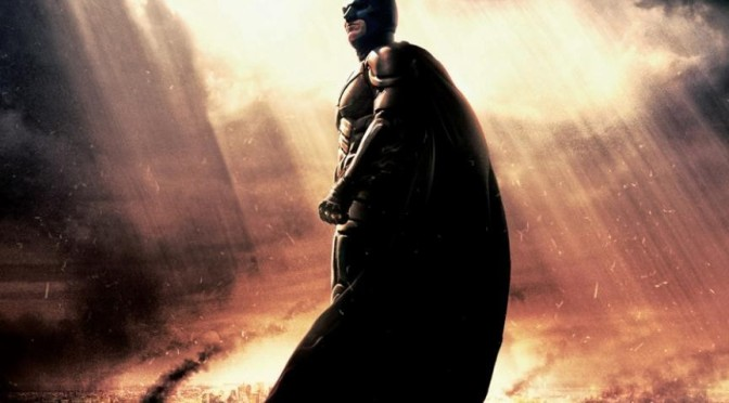 "Ghostmann's ""The Dark Knight Rises"" Review"