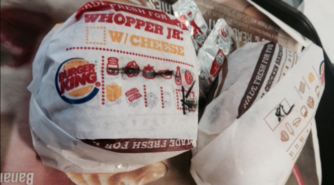 Fast Food Lunch Fight, Round Four: Burger King