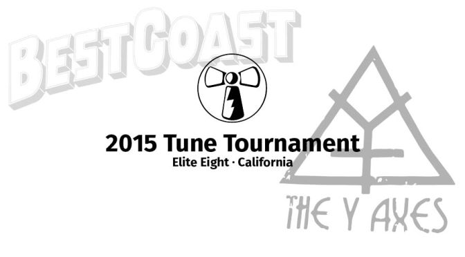 2015 Tune Tourney's Elite Eight: California