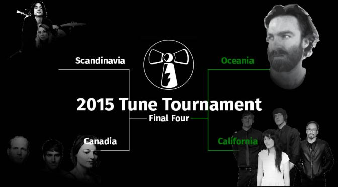 2015 Tune Tourney's Final Four: Oceania vs. California
