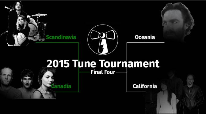 2015 Tune Tourney's Final Four: Scandinavia vs. Canadia