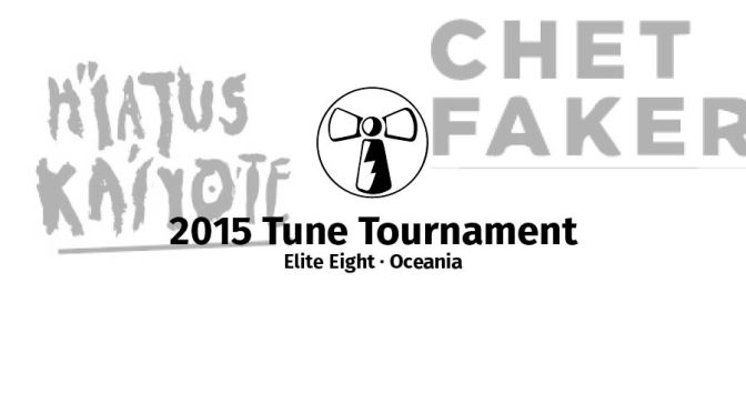 2015 Tune Tourney's Elite Eight: Oceania