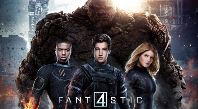 How Marvel Studios Can Save The Fantastic Four