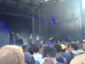 Wilco at the Land's End Stage on Friday afternoon