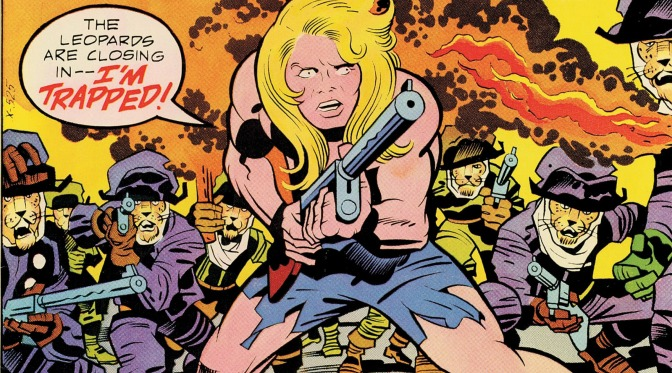 Jack Kirby's Kamandi: The Last Boy On Earth