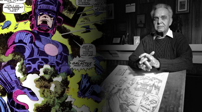 Long Live The King: Celebrating Jack Kirby's 98th