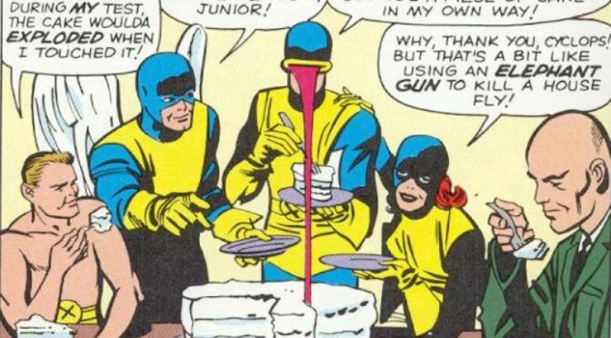 Jack Kirby's The X-Men