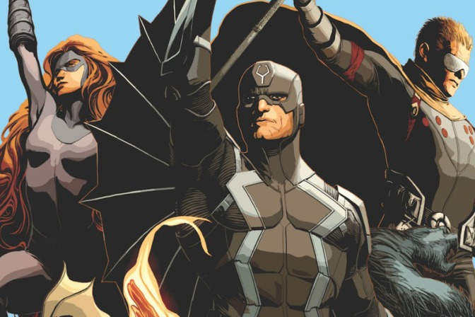 All New All Different Marvel – Week 3