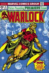 "Warlock #9, ""The Infinity Effect"""