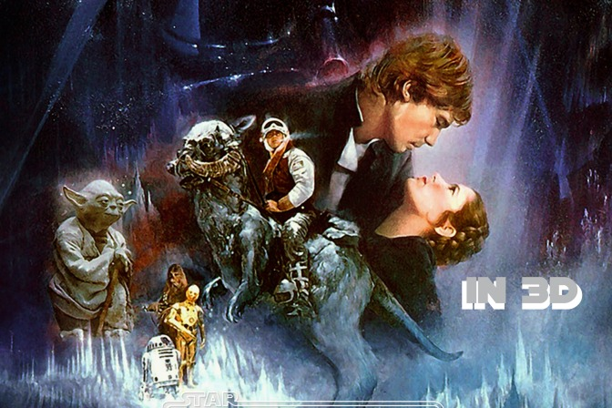Episode V: The Empire Strikes Back – The 3D Breakdown, Part 1