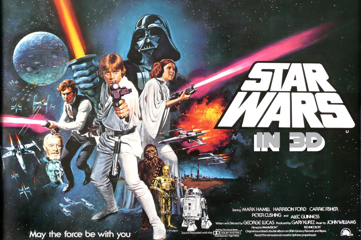 Episode Iv A New Hope The 3d Breakdown Part 1 The Institute Of Idle Time