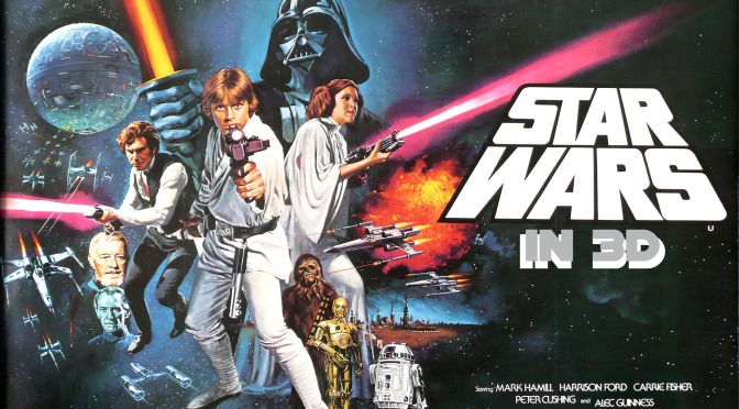 Episode IV: A New Hope – The 3D Breakdown, Part 1