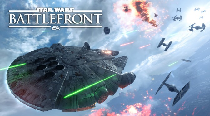 Battlefront: the Star Wars game you are looking for