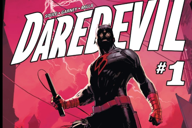 All New All Different Marvel – Week 9
