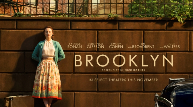 Brooklyn: Old-Fashioned Storytelling Done Right