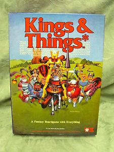 kings and things