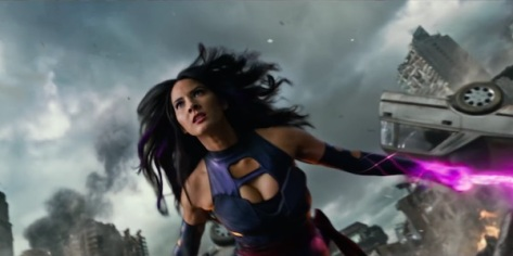 wonder if Olivia Munn caught that Super Bowl ad..? if she wasn't busy doing something else...