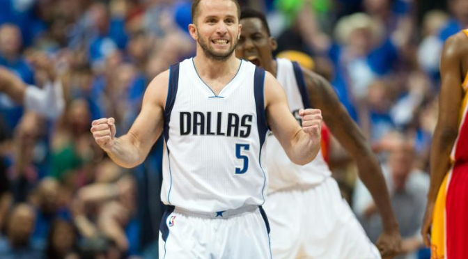 J.J. Barea May or May Not Earn You a Free Burrito
