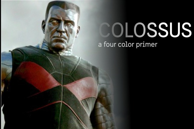Four Color Primer: Colossus