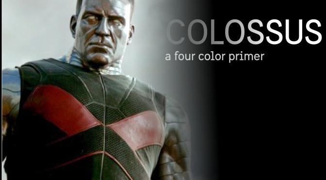 Four Color Primer: Colossus