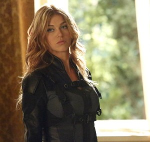 Palicki as Mockingbird in Agents of S.H.I.E.L.D.
