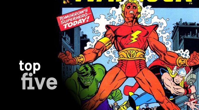 Top 5 Superhero Resurrections