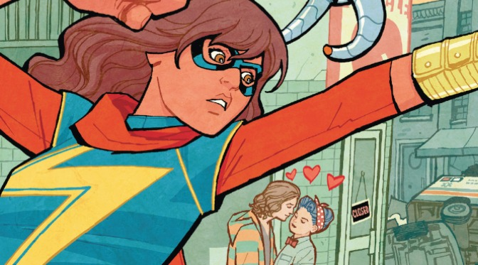 The Best of All New All Different Marvel #8: Ms. Marvel