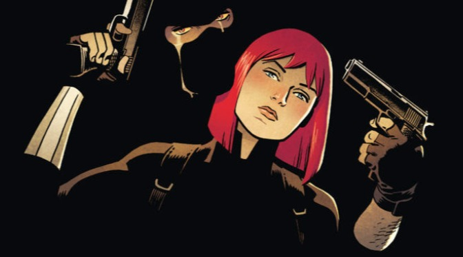 The Best of All New All Different Marvel #10: Black Widow
