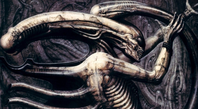 The Top Five Sexually Horrifying Creations of H.R. Giger