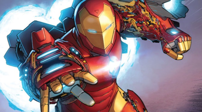 The Best of All New All Different Marvel #4: Invincible Iron Man