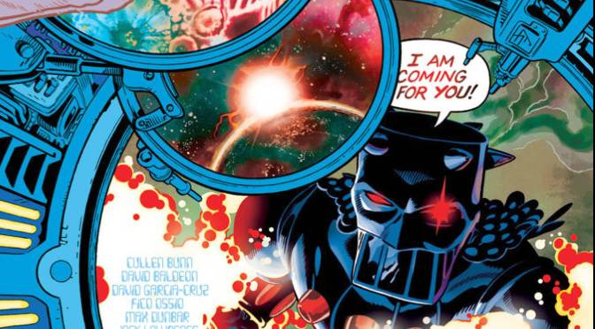 New Comics: Micronauts