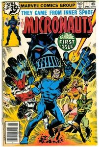 Marvel's Micronauts #1 (1979)