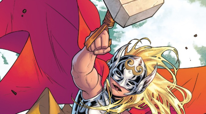 The Best of All New All Different Marvel #6: The Mighty Thor