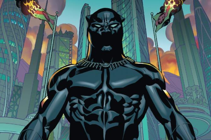New Comics: Black Panther