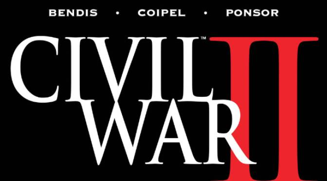 New Comics: Civil War II