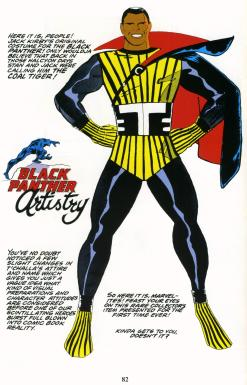 OG black panther concept