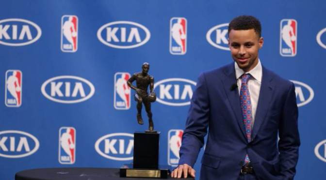 Steph Curry's Historic Unanimity