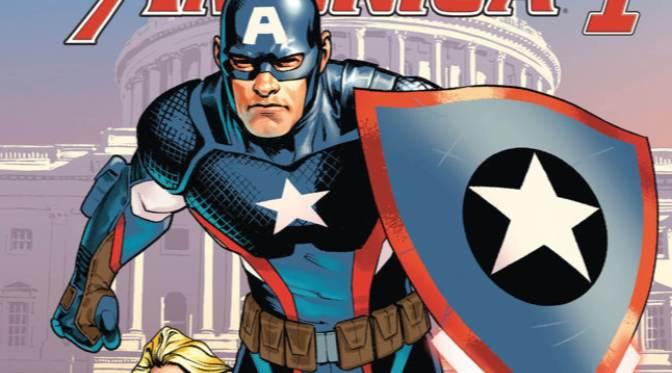 New Comics: Steve Rogers
