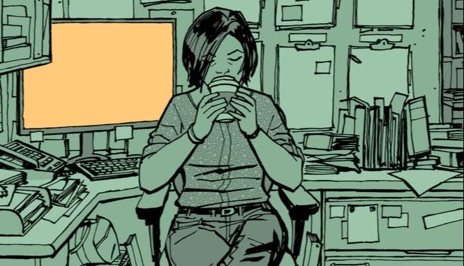 New Comics: Paper Girls