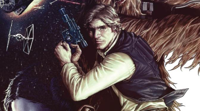 New Comics: Han Solo
