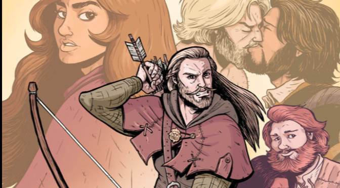 New Comics: Merry Men