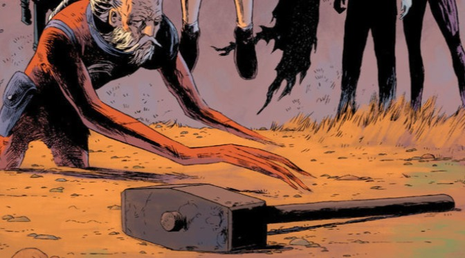 New Comics: Black Hammer