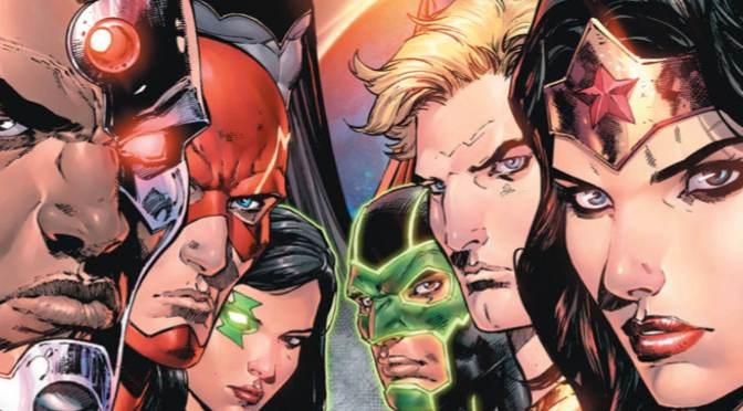DC Rebirth – Week 7