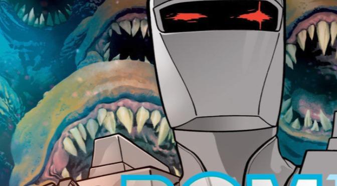 New Comics: ROM